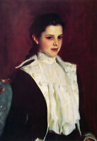 Dream-art Oil painting John Singer Sargent - Young girl Alice Vanderbilt Shepard