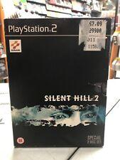 Silent Hill 2 Edizione Speciale 2 Dischi Uk PS2 USATO GARANTITO