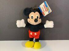 PLAYSKOOL Walt Disney MICKEY MOUSE Plush / Stuffed Animal - NWT Perfect for Kids