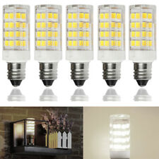 5PCS Led E11 Bulbs Dimmable Candelabra Base Mini E11 LED Bulb Super Bright New
