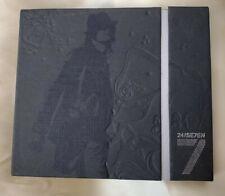 Se7En 3rd Official Album Cd K-pop Album Cd / Seven 세� Korean Pop music