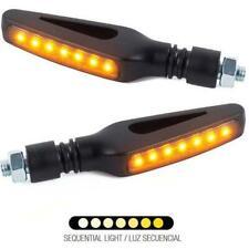 Lightech par indicadores intermitentes progresiva LEDs homologado Ducati
