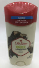 1 New Old Spice TIMBER with Sandalwood Deodorant, 3.0 oz