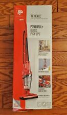 Dirt Devil Vibe 3-in-1 Corded Stick Vacuum Cleaner - Red - Open Box Brand New