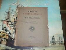 Laloire, Edouard -  Souvenirs numismatiques des fêtes jubilaires de 1905. Orig.