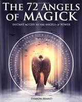 72 Angels of Magick Damon Brand Spells Occult Bible White Magic Witchcraft