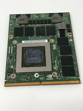DELL Precision M6800 Video Graphics Card nVIDIA Quadro K4100M GDDR5 4GB