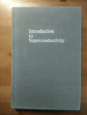 Introduction to Superconductivity von Michael Tinkham Physik Buch