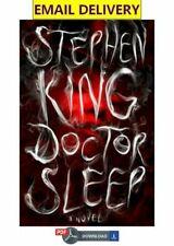Doctor Sleep: A Novel by Stephen King ✔️ ᴇʙᴏoᴋ 📩