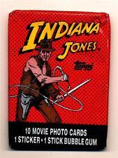 Temple of Doom Indiana Jones Trading Card Pack