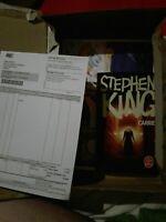 Stephen King- Carrie , neuf Français