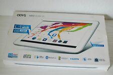 Odys neo quad 10 16gb Tablet blanco aduana 10 WLAN PC Quad Core Android