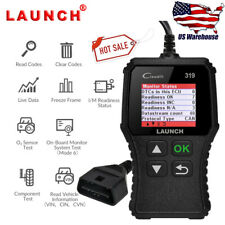 LAUNCH CReader CR319 OBD2 Diagnostic Tool Code Reader Scanner EVAP Engine Check