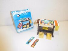 playmobil 3296 ovp complete marketstand medieval