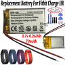 Replacement 70mAh 0.26Wh Battery for Fitbit Charge HR Smart Fitness Watch New