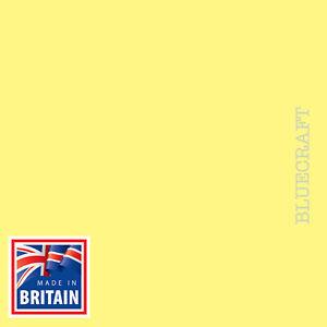25 sheet pack A3 Papago Premium Lemon Yellow Crafting Card 240gsm - 297 x 420mm