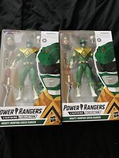 Power Rangers | Lightning Collection: Mighty Morphin Green Ranger lot of 2