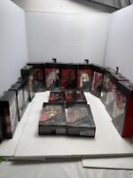 16 Figure Star Wars Black Series Lot Hans Solo, Rey, Exclusive