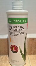 HERBALIFE Aloe Concentrate Mango Flavor.. 100% original Product NEW