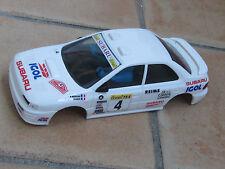 Subaru WRC Igol # 4 83580 SCX SCALEXTRIC SOLO CARROZZERIA  - ONLY BODY