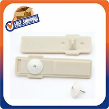 1000 Sensormatic Tyco Ultragator Security Tag Withpin 58khz Zl92bxp Eas Preowned