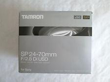 Tamron SP 2,8/24-70 Di USD Sony Model: A007S