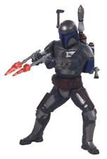 Star Wars Jango Fett Sneak Preview Action Figure Attack Of The Clones