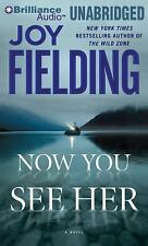 Now You See Her by Joy Fielding (2011, CD, Unabridged)