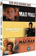 Mad Max Trilogy Mad Max / Mad Max 2: The Road Warrior 3 Disc Box Set DVD