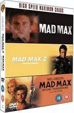 Mad Max Trilogy Mad Max / Mad Max 2: The Road Warrior 3 Disc Box Set DVD