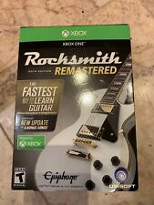 Rocksmith 2014 Edition Remastered Xbox One with Cable