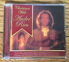 Andre Rieu - Christmas With CD Delta/Motif Recs