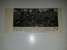 Tuskegee Alabama Institute 1911 Football Picture