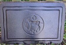 Deer bench top mold plaster concrete plaster casting mould