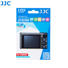 JJC LCD Guard Film Camera Cover Screen Protector for CANON PowerShot SX730 HS