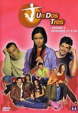 UN, DOS, TRES -Saison 3 - Episodes 17 a 20 (1 DVD) - NEUF sous blister -