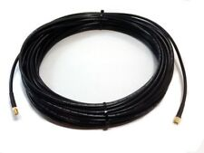 5m 3G/4G Antenna Extension Cable - 5m Length - SMA Female to Male Low Loss RG58
