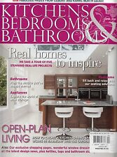 KITCHENS, BEDROOMS & BATHROOMS APRIL 2014 UK MAGAZINE ALICE IN WONDERLAND HOME