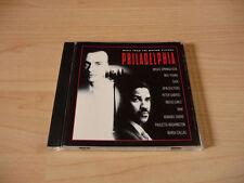 CD Soundtrack Philadelphia - 1993 - Bruce Springsteen Sade Neil Young M. Callas