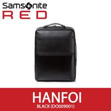 Samsonite RED 2018 HANFOI Backpack 15.6In Laptop 32x42x11cm Saffiano Ems / Black