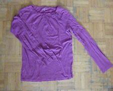 Tunique T-shirt  violet CFK  - Taille 14 ans
