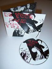 BE YOUR OWN PET self titled CD album UK 2006 XL CD193 digipak (disc EX)