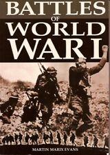 Battles of World War I-