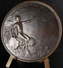 Médaille Société générale de Belgique 1922 devress Maatschappij van België medal