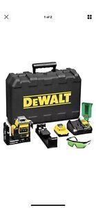 DEWALT DCE089D1GXE 10.8V Laser Line Level