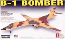 Lindberg Model: B-1 Bomber Model Airplane Kit,1/144  ,AGES 10 & UP,NEW,#70544