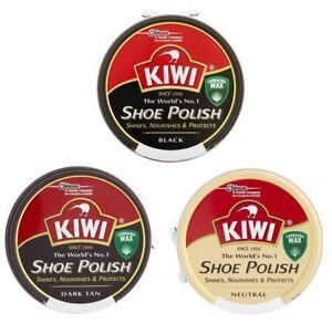 Kiwi Shoe Polish 50ml Tin