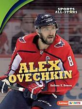 Alex Ovechkin by Anthony K. Hewson