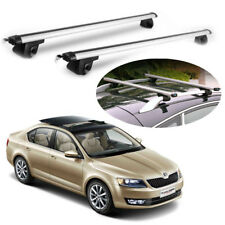 Cars Roof Rack Rail Bars Box Universal For Vauxhall Zafira 05-15 with SOLID Rail