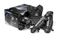 Mizuno Prospect Youth Boxed Catching Gear Set 12in Black